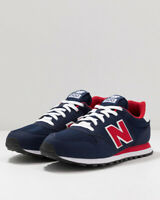 New Balance 500 Scarpe Sportive Sneakers 2020 Blu Rosso