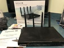 Netgear Nighthawk X8 AC5300 Tri-Band WiFi Router R85006 Port GB