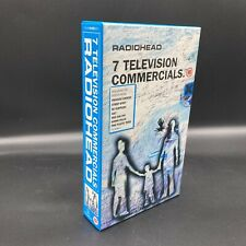 More details for vintage radiohead vhs tape 7 television commercials 1998 parlophone