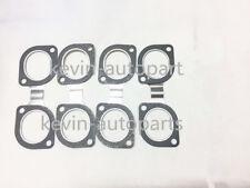 1 set Exhaust Manifold Gasket Cylinder Head to Manifold for BMW E39 E60 E65 530i