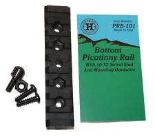 Bottom Rail with Swivel Stud & Mounting Hardware, Heartland, Made In USA