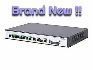BRAND NEW!! HPE JH300A FlexNetwork HPE MSR958 1GbE and Combo Router Wholesale