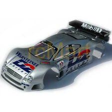 COLT 200mm Clear Body CLK GTR EP GP 4WD 1:10 RC Car Drift Touring On Road #M1130