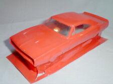 1969 Dodge Charger General Lee Painted Slot Car Body Original Repo Du-Bro NOS
