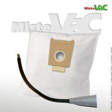 10x Staubsaugerbeutel + Flexdüse geeignet Siemens VS06G2510/02-03 bag & bagless