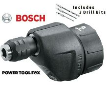 Savers Bosch dispositivo di perforazione Choice IXO CACCIAVITI 1600A00B9P 3165140839655 #