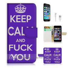 ( For iPhone 6 Plus / iPhone 6S Plus ) Case Cover Keep Calm P1521