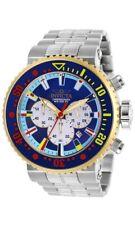 Invicta Men's Pro Diver Quartz Chrono 500m Stainless Steel Watch 27661