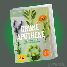 GRÜNE APOTHEKE   Standardwerk zur Pflanzenheilkunde - Gesundheit - Medizin