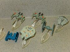MICRO MACHINES 1994 GALOOB STAR WARS LOT- GREAT CONDITION- L236