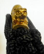 Buddha TIGER TAKRUT BRACELET A PROTECTION blessed Wat Bang Phra. Luang Phor Pern