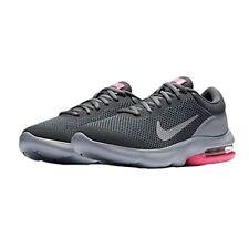 Nike Air Max Advantage Womens 908991-015 Dark Grey Pink Running Shoes Size 11