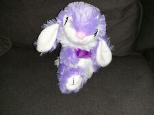 Dan Dee Purple Bunny Rabbit Plush