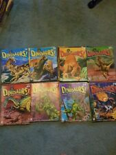 Dinosaurs! Magazines huge lotv kids orbis play a learn collection