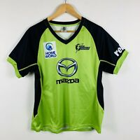 Majestic Womens Sydney Thunder BBL Cricket Shirt Size 16 Official Merchandise