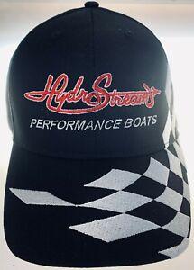 HydroStream Checker Flag Racing Cap HydroStream