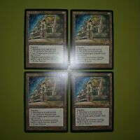 Urza's Engine x4 - Alliances - Magic the Gathering MTG 4x Playset