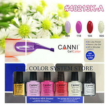 CANNI Gel Nail Polish Set Output New UV Gel Nail Art Gel Polish Colors Kit  Set