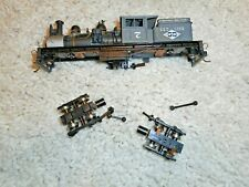 HO SCALE ROUNDHOUSE DIE-CAST SHAY