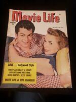 Movie Life Magazine January 1952 Tony Curtis Janet Leigh