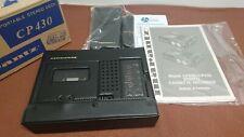 Marantz CP 430 Professional Portabile Stereo Walkman NEW ! (Bro Sony TC-D5M).