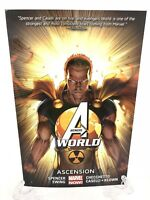 Avengers World Volume 2 Ascension Collects #6-9 & #34.1 Marvel Comics TPB New