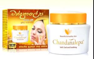 Chandanalepa Natural Ayurvedic Herbal Fairness Cream - 40g