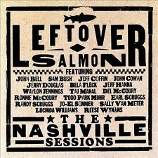The Nashville Sessions by Leftover Salmon (CD-199 Hollywood) SAM BUSH/BELA FLECK