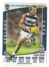 2012 Teamcoach Best & Fairest ( BF07) Corey ENRIGHT Geelong