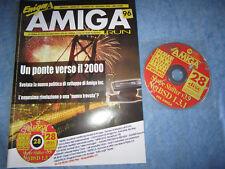 Rivista + CD Enigma AMIGA RUN n°96 Giugno 1998