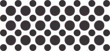 StickerTalk® Brand Camera Dots™ Webcam Lens And LED Light Cover Privacy Sticker