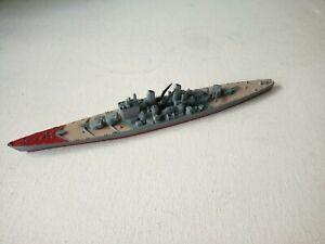 M741 H.M.S Vanguard Battleship Tri-ang