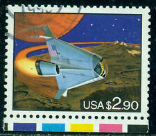 SCOTT # 2543 $2.90 SPACE SHUTTLE, USED, GREAT PRICE!