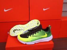 Nike Vapor Speed Turf Football Trainer Green Black White 833408-373 Mens Sz 11.5
