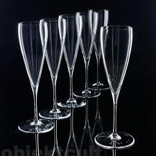 6x Peill Sektgläser Sektglas A.F.GANGKOFNER 50s 'IRIS' Champagne Glasses Flute