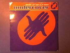 """Undercover - Never Let Her Slip Away (7"""" single) picture sleeve PWL 255"""