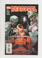 Deadpool #5 - Zombie Nurse & Doctor! Romero Tribute - (Grade 9.2) 2009