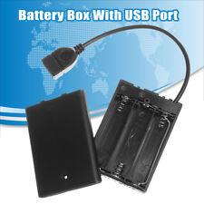 Battery Box w/ USB Port for Lego and Lepin Led Lighting Building Blocks Bricks