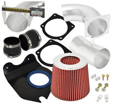 1994-1995 Mustang 5.0L Gt V8 Cold Air Intake Induction Polish + High Flow Filter