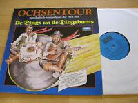 LP Ochsentour De Dings und de Dingsbums Fata Morgana Vinyl Koch Records C121 755