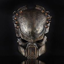 Alien vs Predator ResinMask AvP Movie Replica Collectible Statue Halloween Props