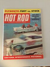 Hot Rod Magazine - 1957 May