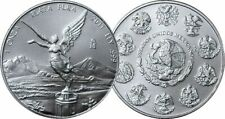 1 Onza de plata - Libertad Mexico - 2011