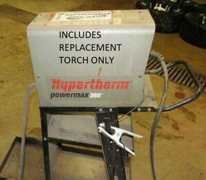 Replacement Plasma Cutter Torch to FIX REPAIR Hypertherm® Powermax 380 - PMax380