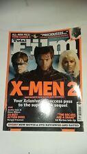 TOTAL FILM MAGAZINE ISSUE 76  X-MEN 2
