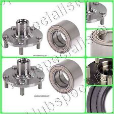 FRONT WHEEL HUB & BEARING FOR  2006-2007-2008-2009-2010-11-2012 FORD FUSION PAIR