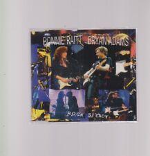 BONNIE RAITT BRYAN ADAMS Rock steady cd singolo 1995