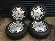 Bentley Brooklands / Rolls Royce 15 inch alloy wheels.