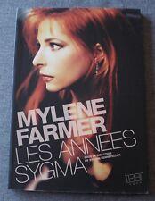 Mylene Farmer, les années Sygma, Livre