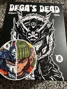 Dega's Dead DegaTeq Quiccs Rios FU Stamps Grail MegaTeq Teq63 Rare Fortress GOK